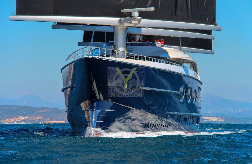 Sailing Yacht BLACK PEARL - Oceanco - 106 7m - 2018